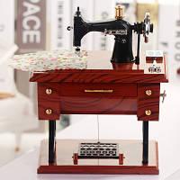 Музыкальная швейная машинка