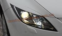 Реснички на фары для Mazda 6 2007-2012 седан