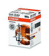 Лампа OSRAM H4 24V 75/70W - ORIGINAL LINE