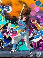 Схема вышивка бисером Ритм танца