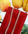 Золотая цепочка Восьмерка, фото 5