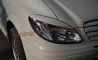 Реснички на Mercedes-Benz Vito W639 2003-2010