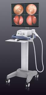 Видеоэндоскоп ЛОР Dr. Camscope DCS-103E Pro