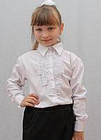 Рубашка школьная для девочки, фото 1