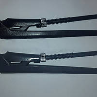 Ключ трубный рычажный ктр 3. черный.