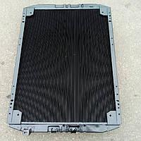 Радиатор водяного охлаждения МАЗ 3-х ряд. (пр-во ШААЗ) 543208-1301010