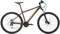 """Велосипед 27,5"""" Cannondale Catalyst 2 рама - X SOF темно-салатовый 2017"""
