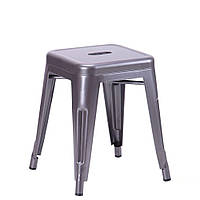Табурет Loft Metal цвет металл (M-504C)
