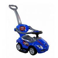 Машинка-каталка Alexis-Babymix Z-381 blue
