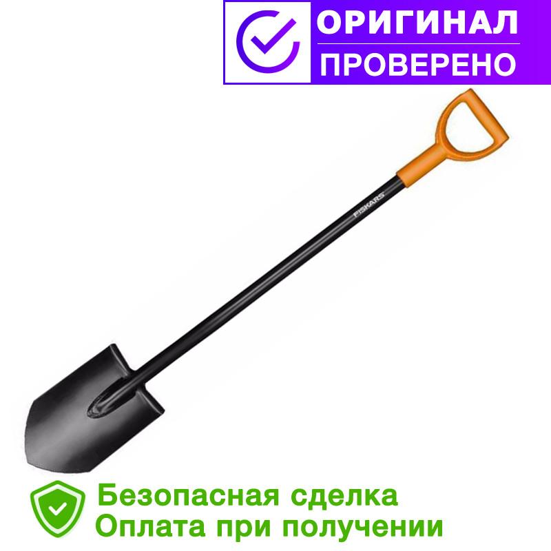 Лопата штыковая Fiskars Solid (131413/1003455)