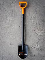 Лопата штыковая Fiskars Solid (131413/1003455), фото 2
