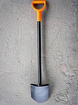 Лопата штыковая Fiskars Solid (131413/1003455), фото 3