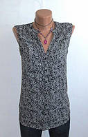 Блузка от Gina Tricot Идеальна для Базового Гардероба Размер: 46-М