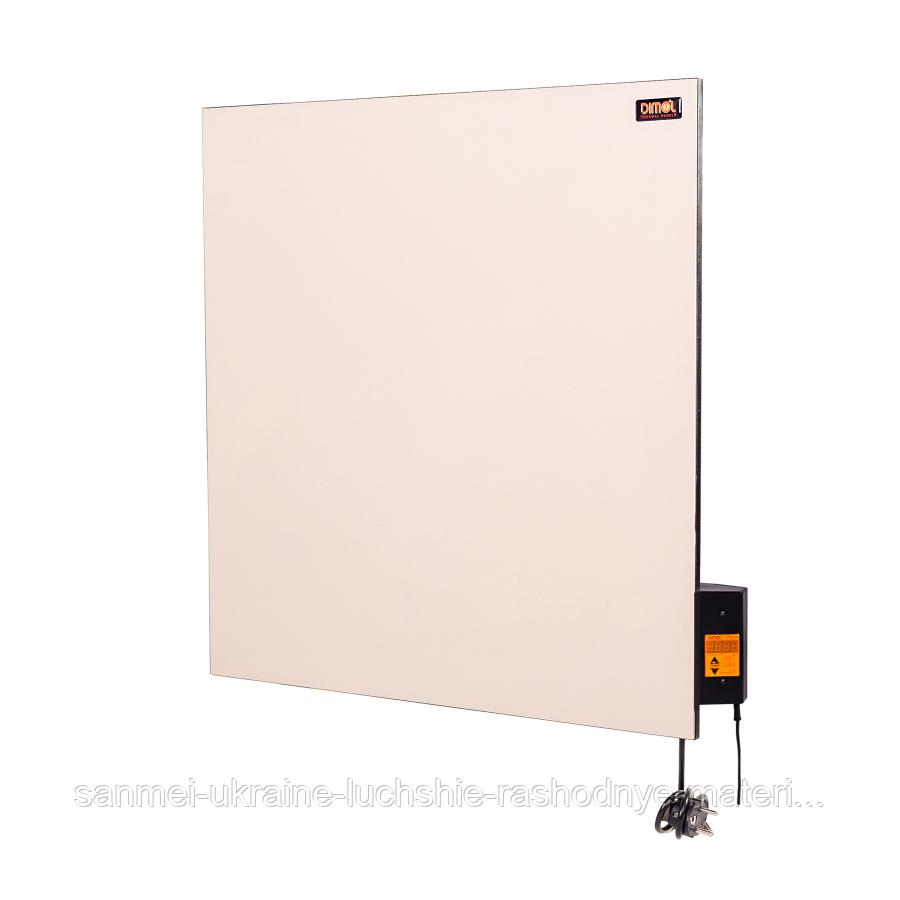 Керамическая электропанель Dimol Standart Plus 03 с программатором (кремовая)