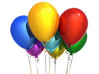 Воздушные шары в Одессе