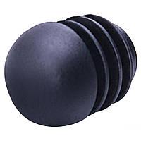 Комплект заглушек бар D20мм, черный (комплект 4 шт.) / Сервис