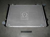 Радиатор водяного охлаждения ГАЗ 3302  под рамку  NOCOLOK аллюминевый производство  ШААЗ, фото 1