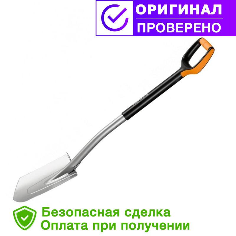 Садовая лопата fiskars Xact (L) (131483)