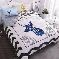 Постельное белье Big forest 100% хлопок комплект евро двуспальный кровать 2.0м