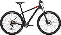 """Велосипед 27,5"""" Cannondale Trail 6 рама - M BLK черный матовый 2018"""