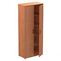 R-11 Шкаф для документов (820х420х2000мм) вишня/вишня