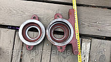 Корпус опора с крышкой подшипника вала барабана ПУН-5  Н.026.166 (10277) комбайн Нива СК-5, фото 2