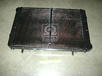 Радиатор водяного  охлаждения  ГАЗ-2217,СОБОЛЬ 2-х рядный производство  ШААЗ, фото 1