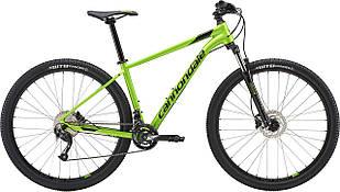 """Велосипед 27,5"""" Cannondale Trail 7 рама - M AGR зеленый 2018"""