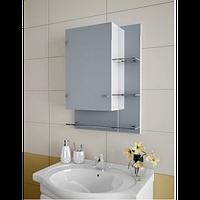 Шкаф зеркальный в ванную без подсветки 100Z