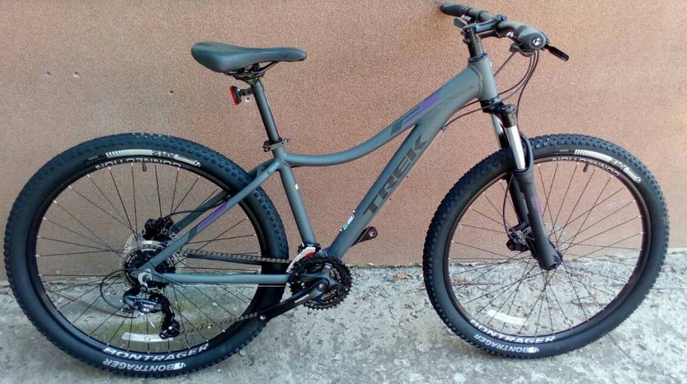 11f5314b016 Велосипед Trek 2018 Skye S WSD 27.5 серый 15.5