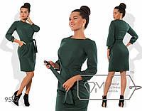 Офисное платье 3600