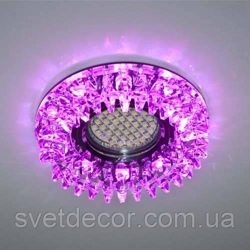 Точечный светильник Feron CD2542 LED с подсветкой RGB
