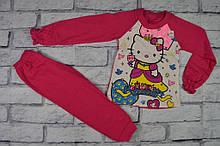 Детская пижама интерлок, хлопок