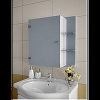 Шкаф зеркальный в ванную без подсветки 101Z