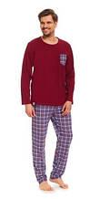 Пижама мужская хлопковая зимняя Dobra Nocka 9068