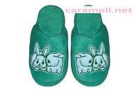 Шлепки тапочки Кролики Размер 18 - 45