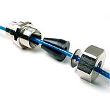 Муфта зажимная герметичная для установки кабеля DEVIpipeheat 10 внутри трубы, фото 2