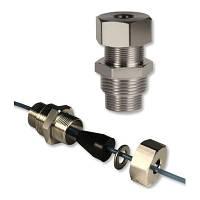 Муфта зажимная герметичная для установки кабеля DEVIpipeheat 10 внутри трубы
