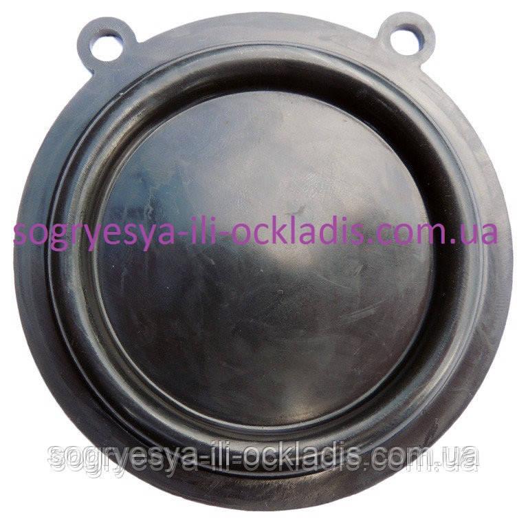 Мембрана резиновая 73 мм газовых колонок пр-во Китай-Indon, Nescar 12 л, Selena, Vector, код сайта 0747