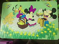 """Детский деревянный столик и два стульчика """"Микки Маус"""" BB 08805 киев, фото 1"""