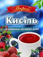 """Кисель лесная ягода 65 г  ТМ """"Впрок"""""""