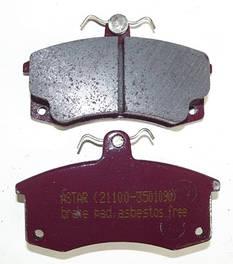 Тормозные колодки ВАЗ 2108-2190