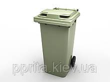 Мусорный бак iPlast (120 л)