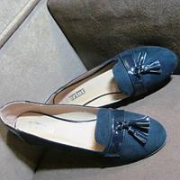 Женские модные замшевые туфли, фото 1