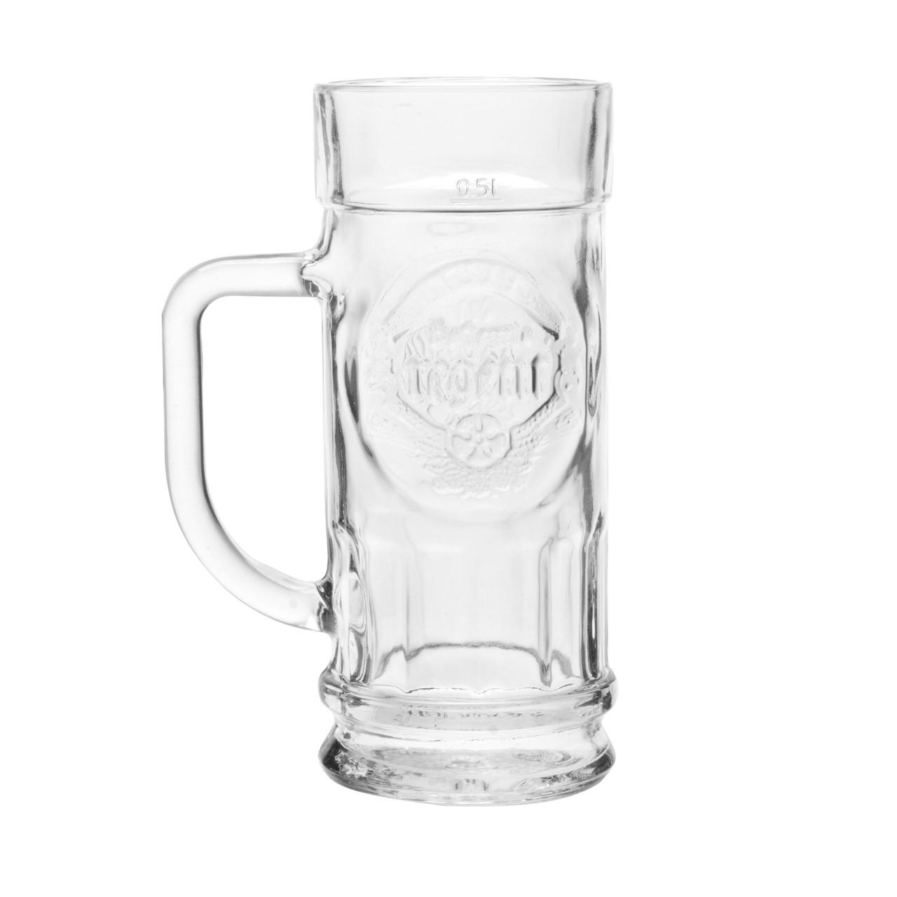 Кружка для пива РЕГЕНТ 500мл.