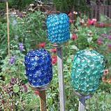 Камни для декора круглые цветные микс малые d 2 см, фото 9