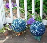Камни для декора круглые цветные микс малые d 2 см, фото 10