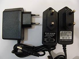 12V 1A зарядка адаптер, блок питания штекер 5,5х2,5 мм