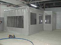 Завесы ПВХ на автомойки и другие помещения, фото 1