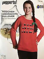Свитер, пуловер, джемпер детский на девочку Pepperts 10-12 лет